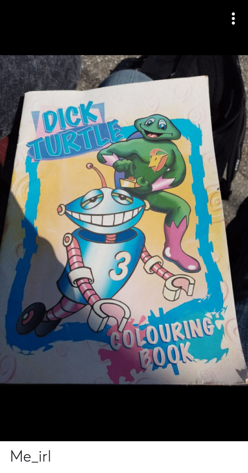 Turtle, Irl, and Me IRL: DICKT  TURTLE  COLOURING Me_irl