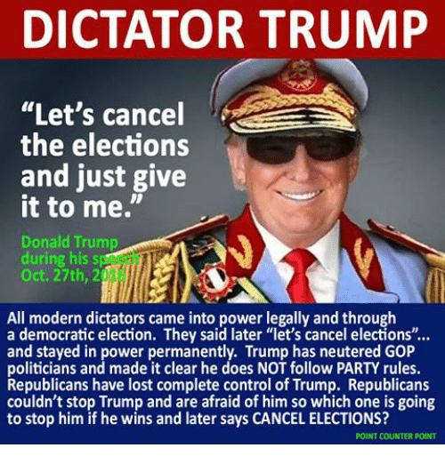 """Image result for trump dictator"""""""
