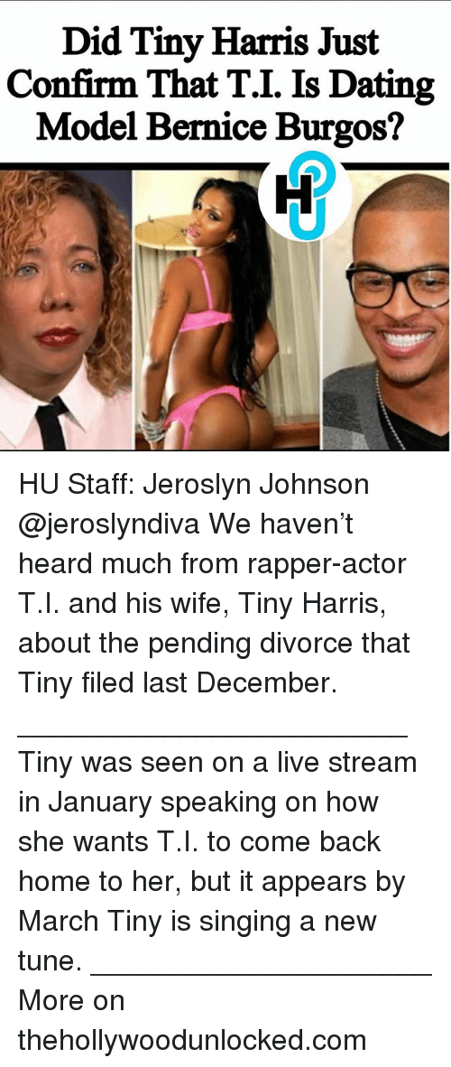 When did ti and tiny start dating