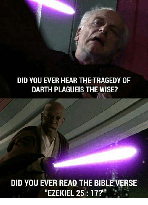 Darth Plagueis The Wise