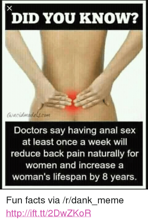 How to make anal sex less painful