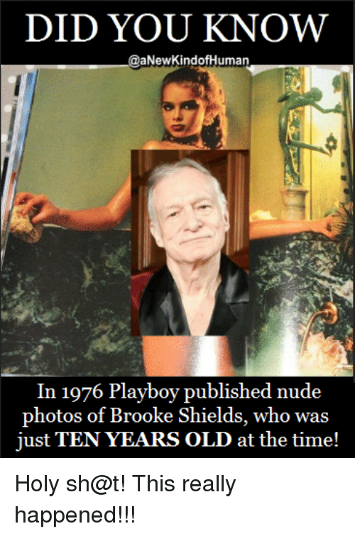 playboy pictures shields brooke