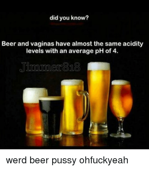 beer from cunts Drinking