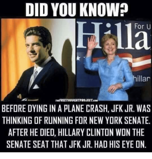 Image result for jfk jr run for senate