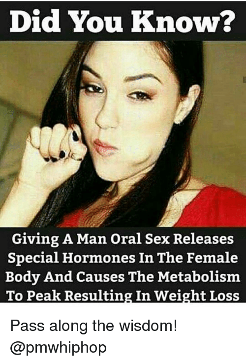 Do women like giving oral