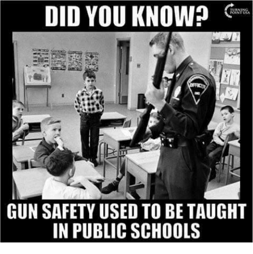 "Holder 1995 ""Schools Need To Brainwash Kids Against Guns"