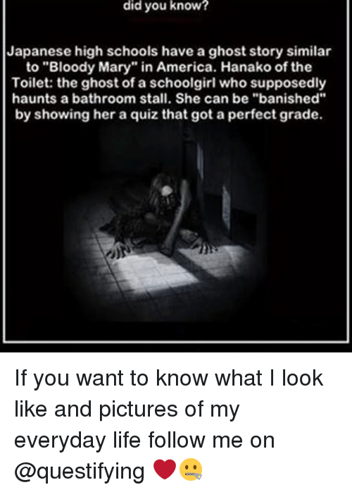 Bathroom Stall Quiz ✅ 25+ best memes about a ghost story | a ghost story memes
