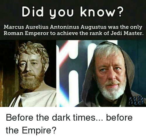 Did You Know Marcus Aurelius Antoninus Augustus Was The Only Roman