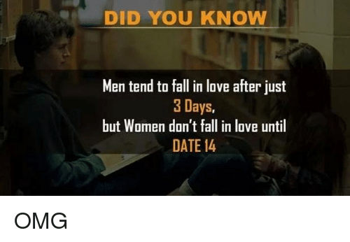 Dates men love