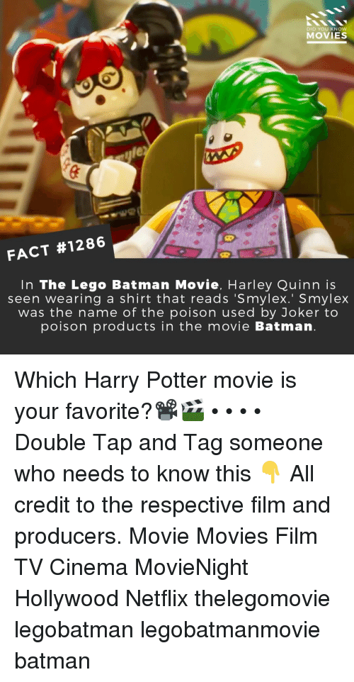 Did You Know Movies Fact 1286 In The Lego Batman Movie