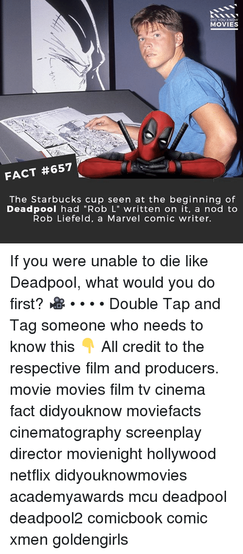DID YOU KNOw MOVIES FACT #657 the Starbucks Cup Seen at the