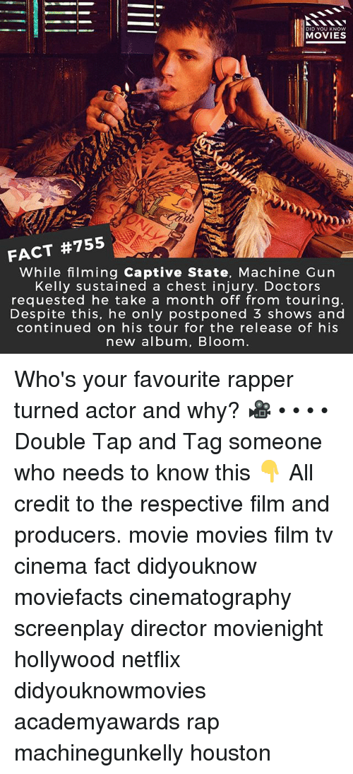 Did You Know Movies Fact 755 While Filming Captive State