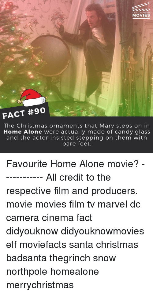 Remarkable Did You Know Movies Fact 90 The Christmas Ornaments That Download Free Architecture Designs Scobabritishbridgeorg