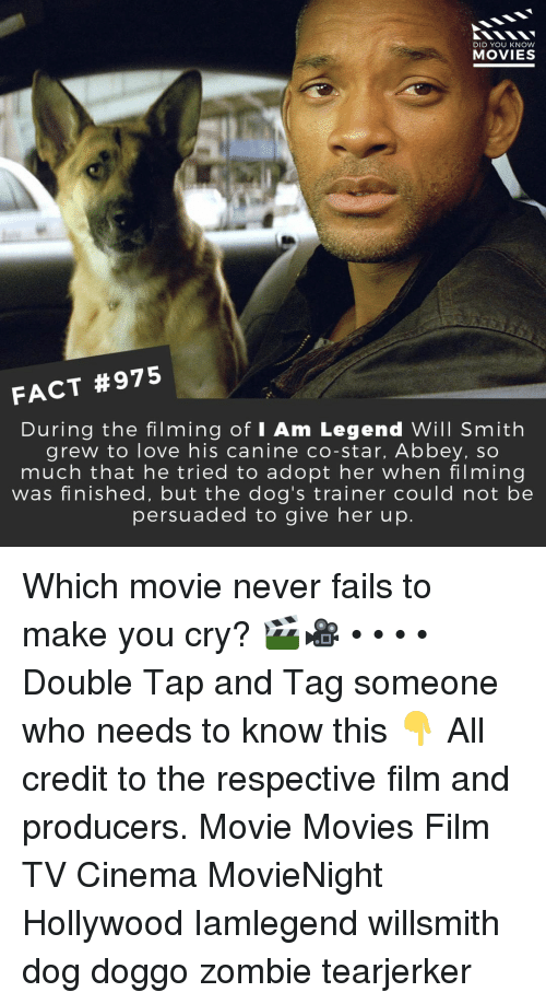 Did You Know Movies Fact 975 During The Filming Of I Am Legend Will