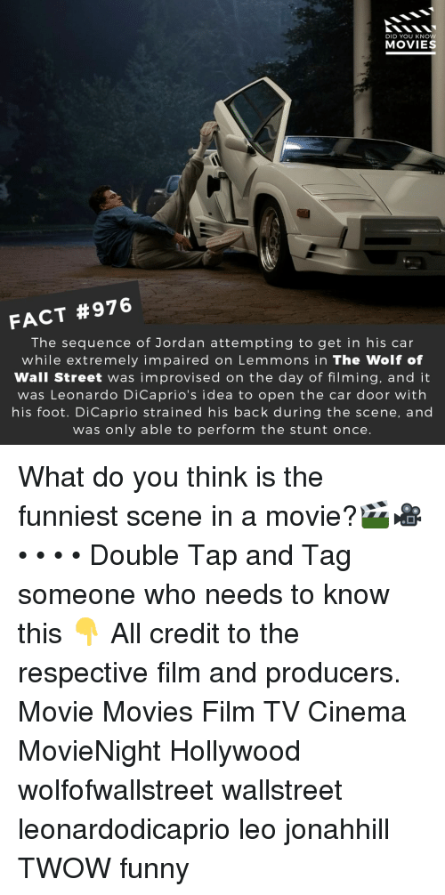 Did You Know Movies Fact 976 The Sequence Of Jordan Attempting To