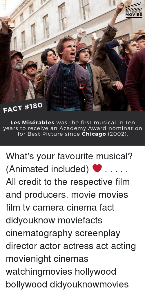 did you know movies ul fact 180 les mis%C3%A9rables was 14570361 ✅ 25 best memes about les miserables les miserables memes