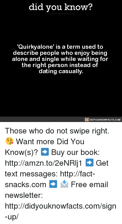 Quirkyalone dating websites