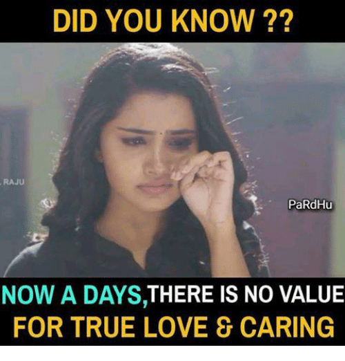 Did You Know Raju Pardhu Now A Daysthere Is No Value For True Love
