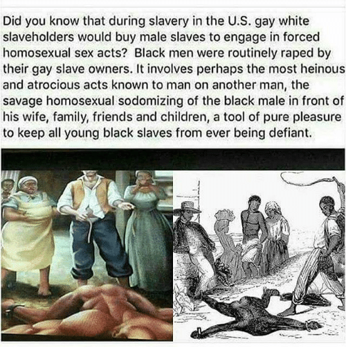 from Aryan white slaves gay black sex