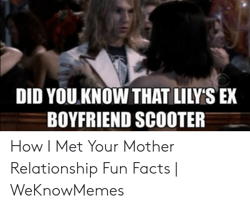 scooter from how i met your mother