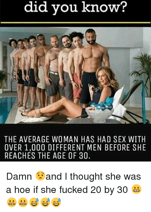 How many men have you had sex with