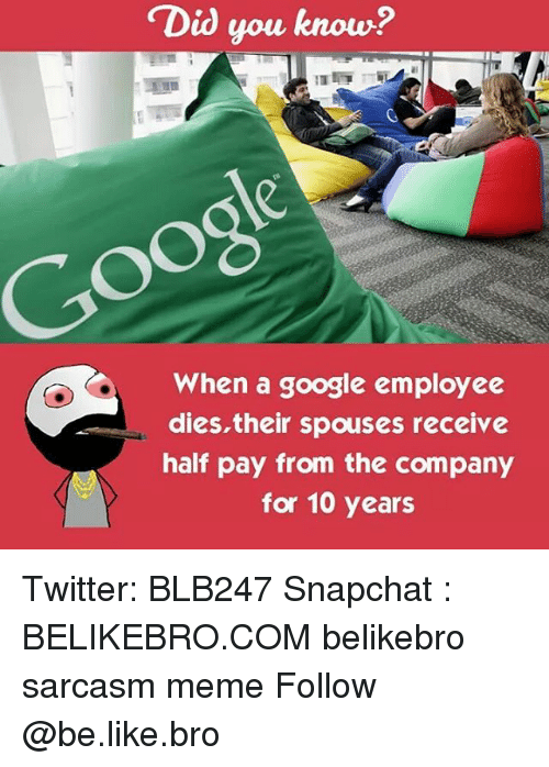how to become a google employee