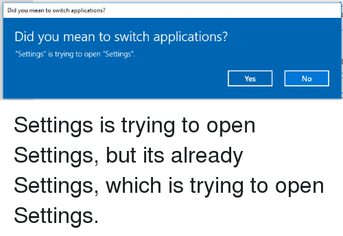 Did You Mean to Switch Applications? Did You Mean to Switch