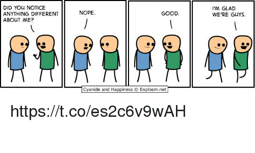 25+ Best Memes About Cyanide And Happiness
