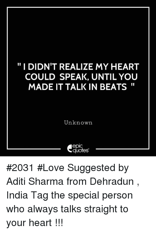 Love, Beats, and Heart: "