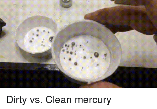 Dirty, Mercury, and Clean: Dirty vs. Clean mercury