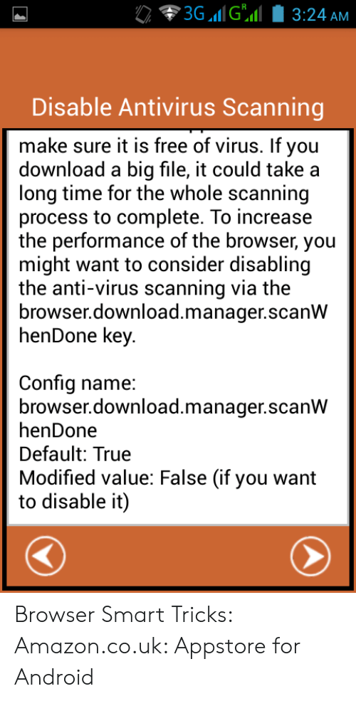 Disable Antivirus Scanning Make Sure It Is Free of Virus if You
