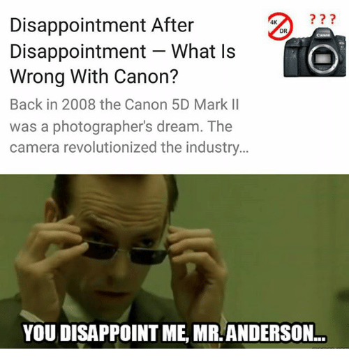 why mr anderson