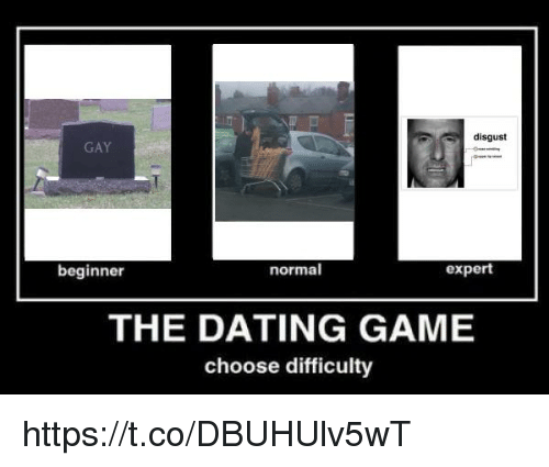gay dating difficulty