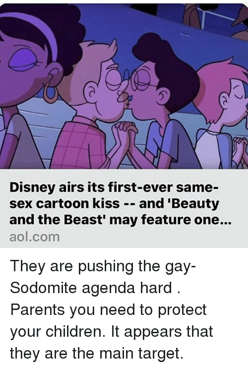 Disney tegnefilm sex