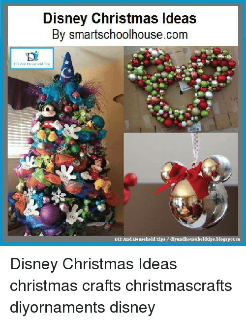 disney memes and blogspot disney christmas ideas by smartschoolhousecom diy and - Disney Christmas Gifts