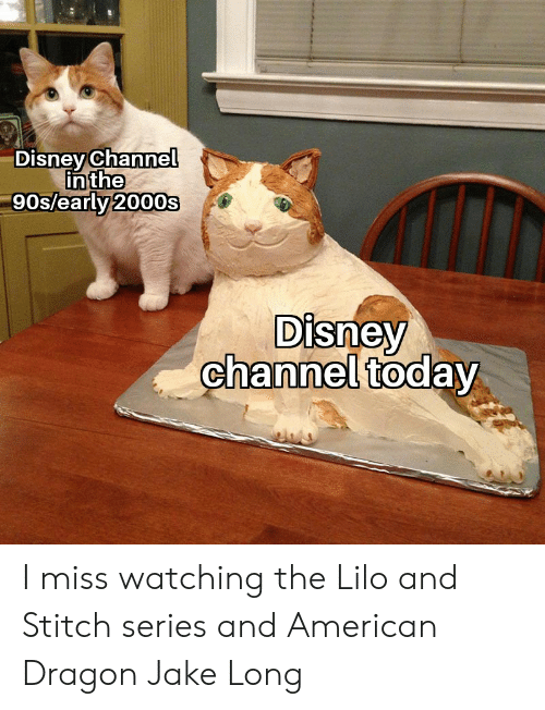 Disney Cnannel in the 90searly2000s Disney Channel Todav I