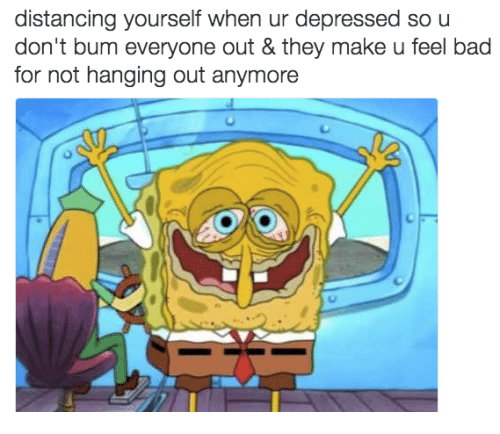 how to not get depressed again