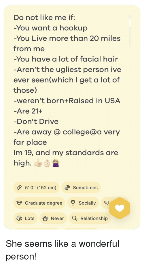 Does the guy im hookup like me quiz