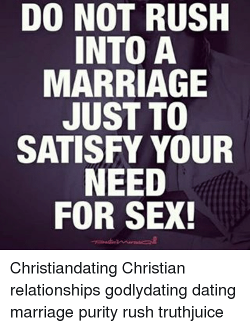 christian dating purity
