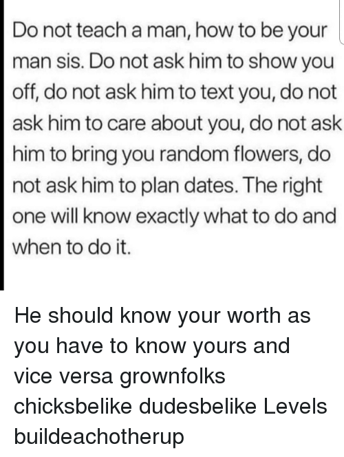 ways to get your man off