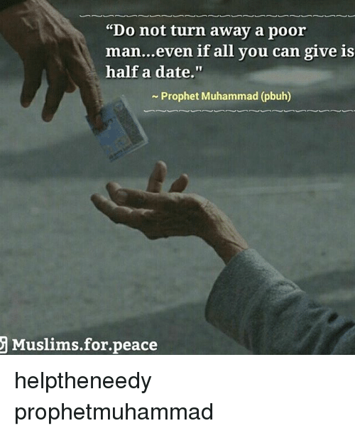 Do Not Turn Away a Poor Maneven if All You Can Give Is Half