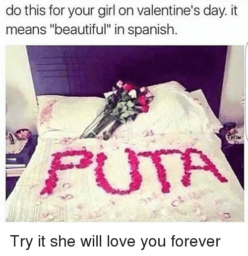 Do This for Your Girl on Valentine's Day It Means ...