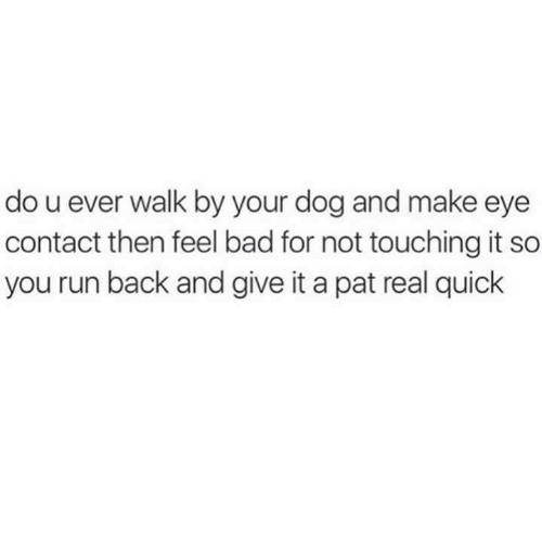 how to give eye contact