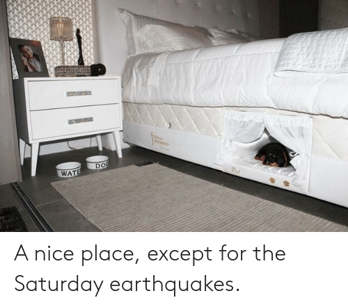 Wat, Nice, and Earthquakes: DO  WAT A nice place, except for the Saturday earthquakes.
