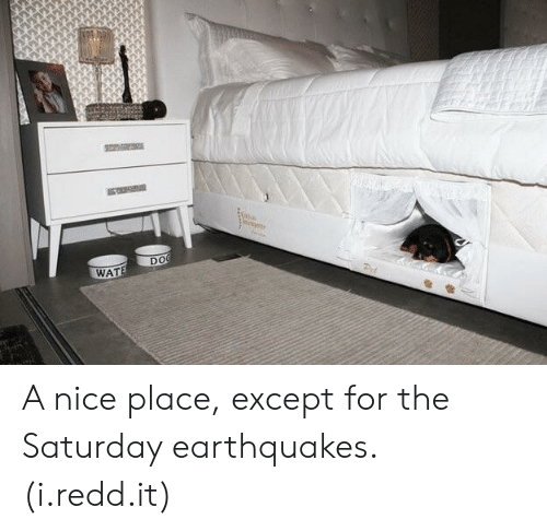 Wat, Nice, and Earthquakes: DO  WAT A nice place, except for the Saturday earthquakes. (i.redd.it)