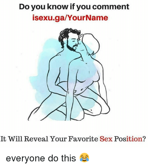 sex position names