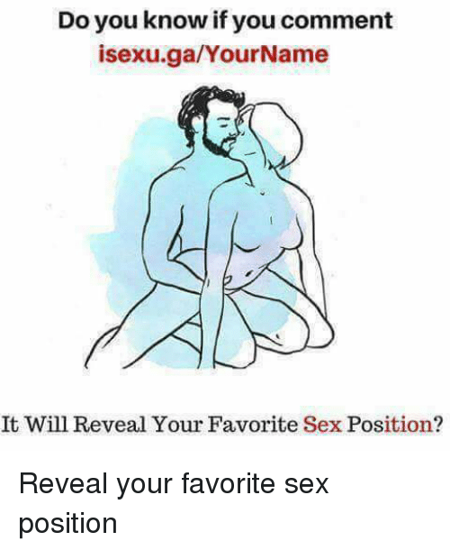 What your favorite sex position says about you picture 51