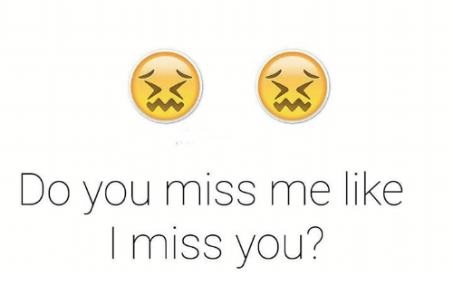 Do You Miss Me Like Miss You Meme On Meme