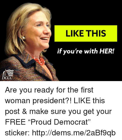 first-woman-president