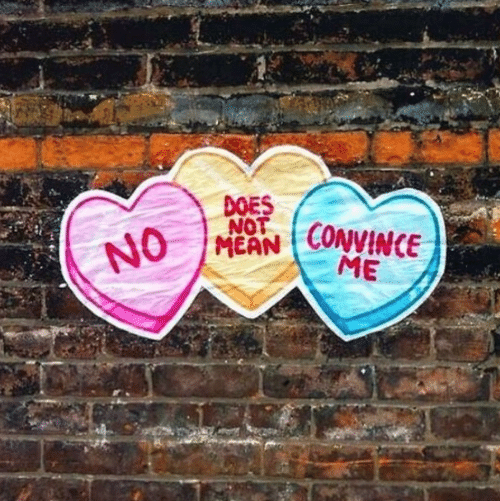 No, Does, and Convince: DOES  NO (CONVINCE  ME